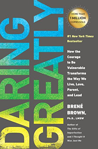 cover of Daring Greatly book