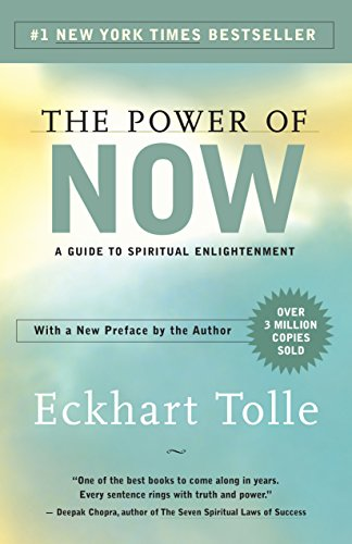 cover of The Power of Now book